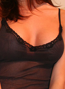 Katie Loves To Tease With Her Big Juicy Tits - Picture 2